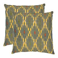 Jay 2-piece Throw Pillow Set