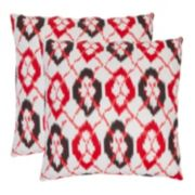 Argyle 2-piece Throw Pillow Set