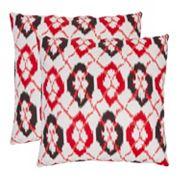 Argyle 2 pc Throw Pillow Set