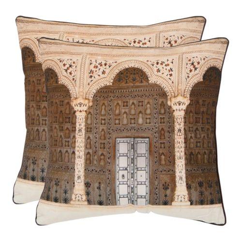 Novara 2-piece Throw Pillow Set