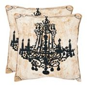 Velleron 2 pc Throw Pillow Set
