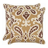 Dylan 2 pc Throw Pillow Set