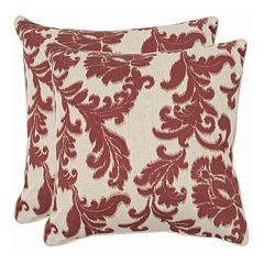 Aubrey 2 pc Throw Pillow Set