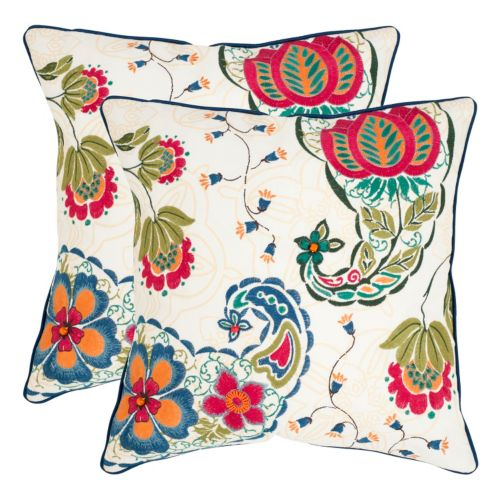 Melissa 2-piece Throw Pillow Set