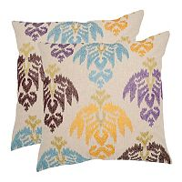 Dina 2-piece Throw Pillow Set