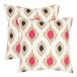 Miranda 2-piece Throw Pillow Set