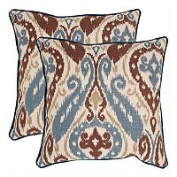 Charlie 2-piece Throw Pillow Set
