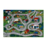 <strong>Fun Rugs™ Fun Time Country Fun Rug</strong>