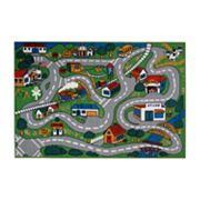 Fun Rugs™ Fun Time Country Fun Rug