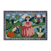 Fun Rugs Olive Kids Happily Ever After Rug