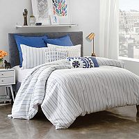 Under the Canopy Amalfi Stripe Comforter Collection