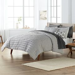 SONOMA Goods for Life™ Cadwell Woven Stripe Comforter Collection