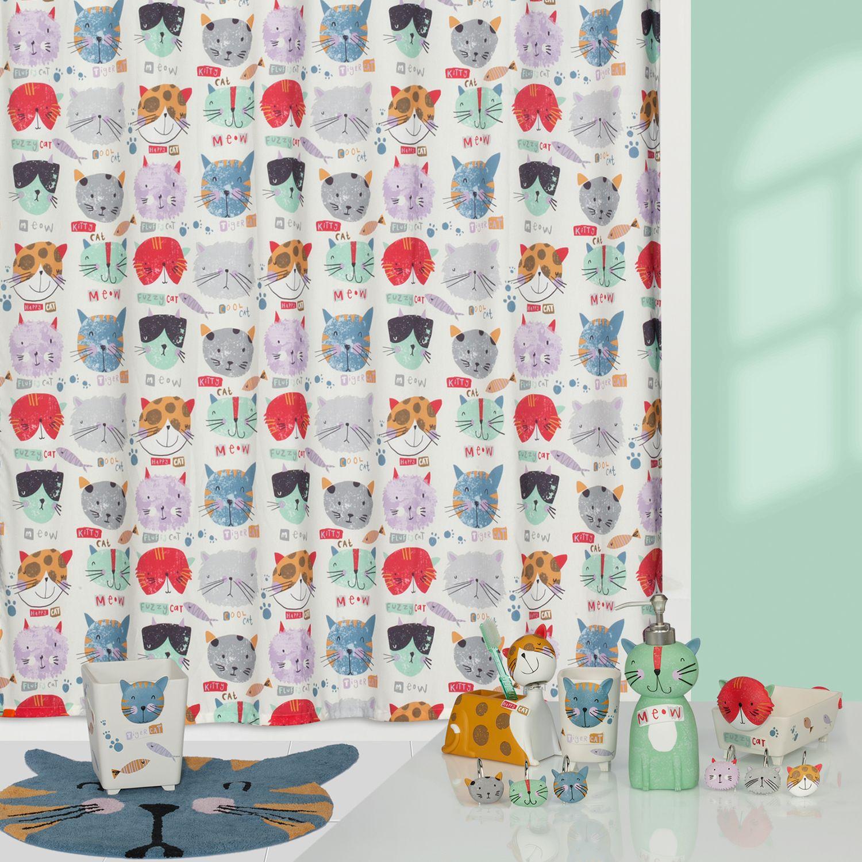 Creative Bath Kitty Bath Accessories Collection