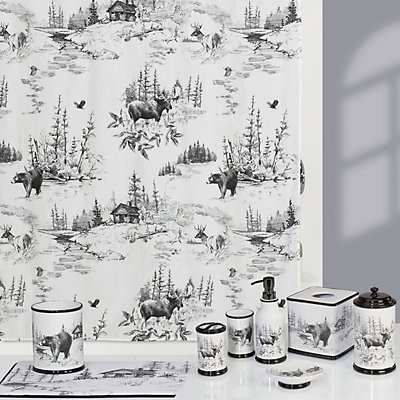 Creative Bath Sketches Bath Accessories Collection