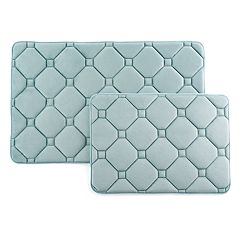 Home Dynamix Scented Memory Foam Bath Mat Collection