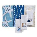 Bacova Sea Bath Towel Collection