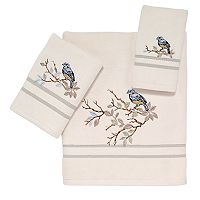 Avanti Love Nest Bird Bath Towel Collection