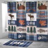 Avanti Lakeville Shower Curtain Collection