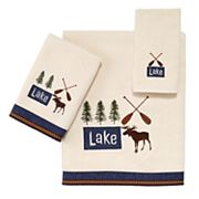 Avanti Lakeville Bath Towel Collection