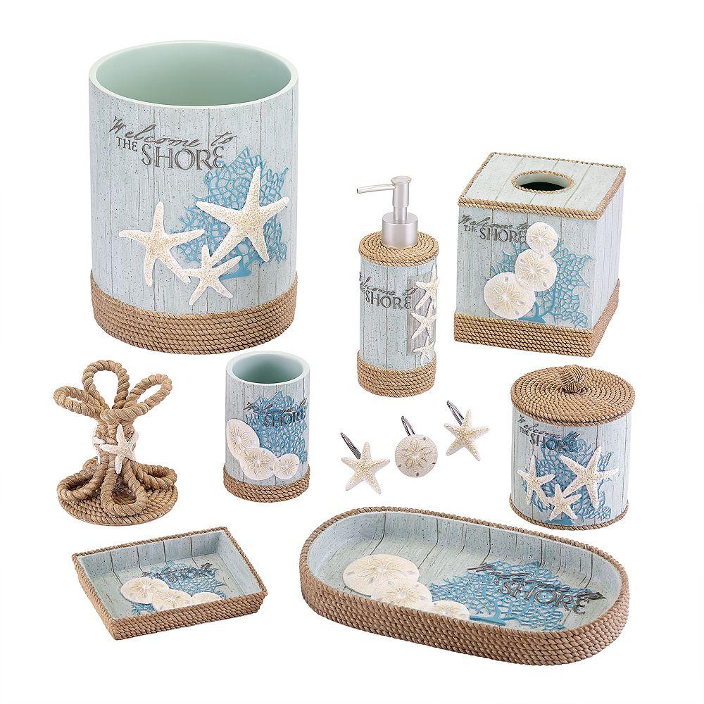 Avanti Beachcomber Bath Accessories Collection
