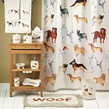 Avanti Dogs On Parade Bath Accessories Collection