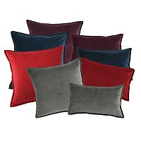 SONOMA Goods for Life™ Ultimate Cotton Velvet Throw Pillow Collection