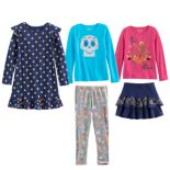 Disney / Pixar Coco Girls 4-7 Mix & Match Outfits