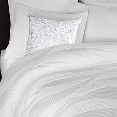 Simply Vera Vera Wang Sculptural Wave Duvet Cover Collection