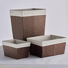 Soho Market Provincial Bin & Hamper Storage Collection