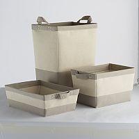 Soho Market Serenity Bin & Hamper Storage Collection