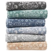 SONOMA Goods for Life? Ultimate Performance Hygro® Paisley Bath Towel Collection