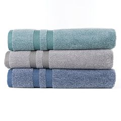 SONOMA Goods for Life™ Ultimate Hygro® Heathered Bath Towel Collection