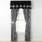 Lush Decor Talon Window Treatments