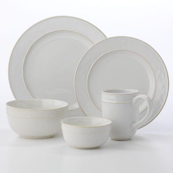 Food Network Stoneware Plates