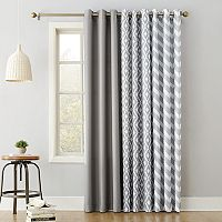 The Big One® 2-pack Gray Window Curtain Collection
