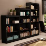 <p>South Shore Bookcases</p>
