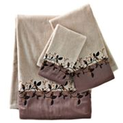 Landon Leaf Bath Towels