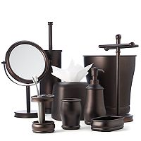 interDesign® Brisbane Bathroom Accessories Collection