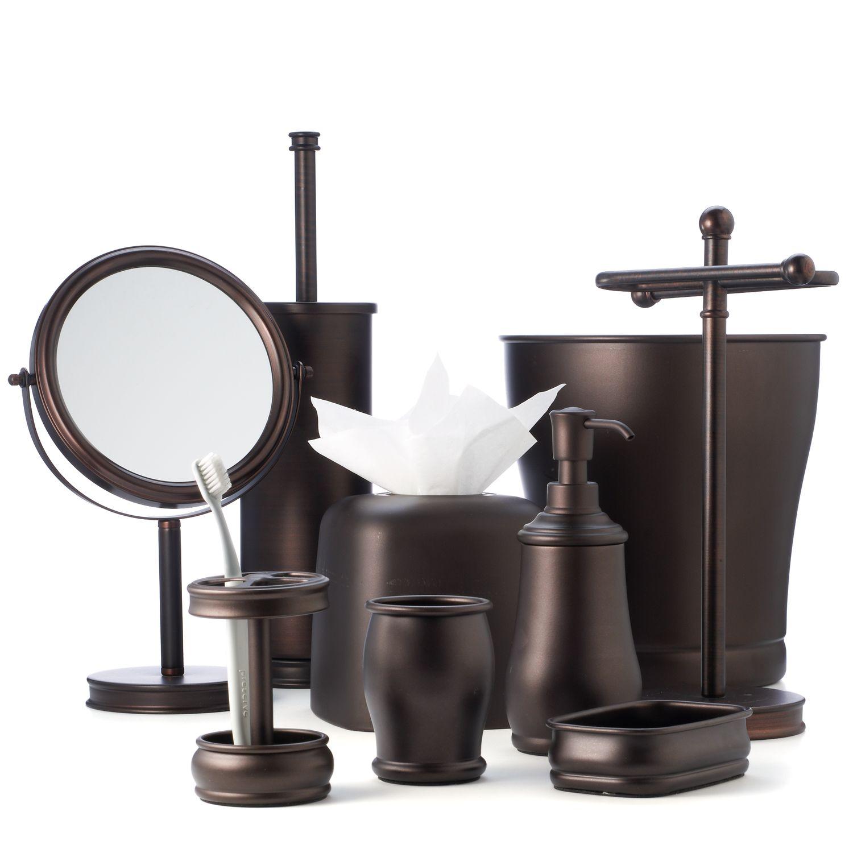 InterDesign® Brisbane Bathroom Accessories Collection