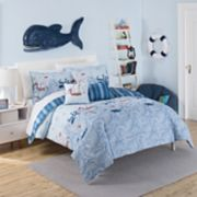 Waverly Kids Ride The Waves Comforter Collection