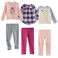 Toddler Girl Jumping Beans® Mix & Match Outfits