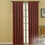 eclipse Theodore Thermaweave Blackout Window Panel