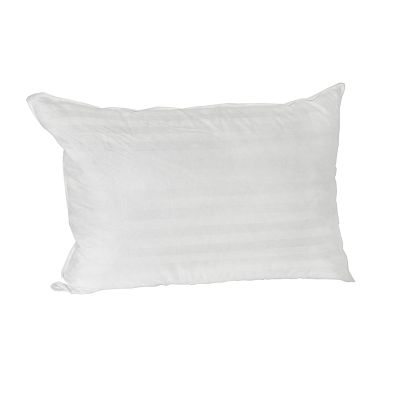 Deluxe Damask Down-Alternative Pillow