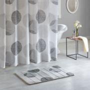 Madison Park Essentials Glendale Shower Curtain Collection