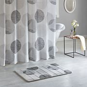 Madison Park Essentials Glendale Shower Curtain Collection