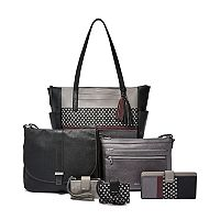 Relic Metallic Multi Handbag Collection