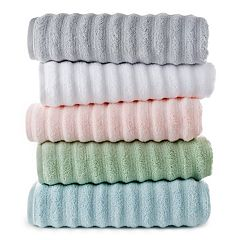 SONOMA Goods For Life™ Quick Dry Ribbed Bath Towel Collection