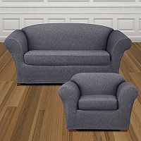 Sure Fit Stretch Denim Slipcover Collection