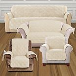 Sure Fit Wide Wale Corduroy Slipcover Collection