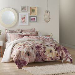 LC Lauren Conrad Bloom Duvet Cover Collection